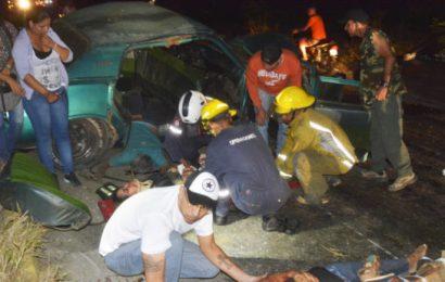 Accidente de tránsito deja saldo negativo en Barquisimeto