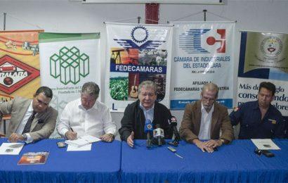 Fedecámaras-Lara hace llamado a concejales municipales