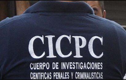 Colectivos armados robaron a funcionarios del CICPC