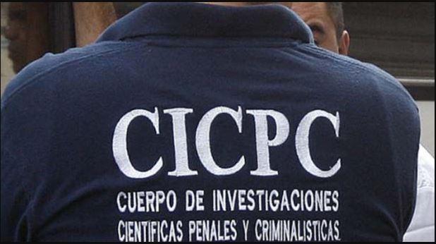 colectivos robaron dos motos del CICPC en Caracas