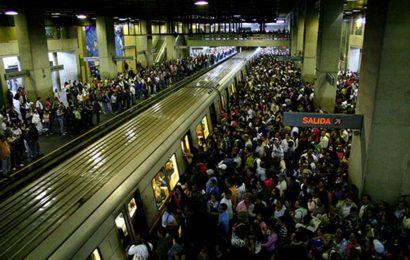 Retraso en el Metro de Caracas: la desidia de cada usuario