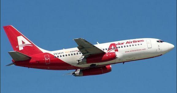 Vuelos comerciales para Aruba y Curazao cancelados Avior Airlines