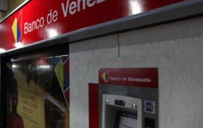 Fueron restablecidos los servicios del Banco de Venezuela