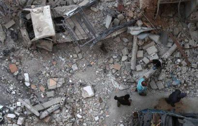 Siria: 15.735 muertos por bombardeos de Rusia en dos años