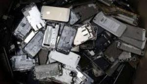 Teléfonos inteligentes son reutilizados