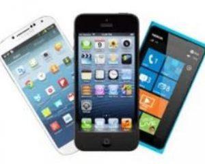 Teléfonos inteligentes son reutilizados por las industrias telefónicas