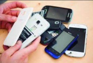Teléfonos inteligentes son reutilizados por las industrias
