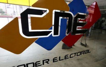 CNE presentó garantías electorales para los comicios presidenciales