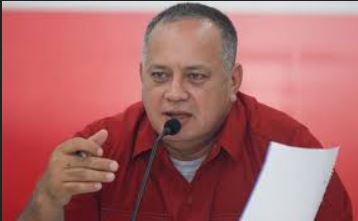 Diosdado Cabello pedirá adelanto de elecciones legislativas