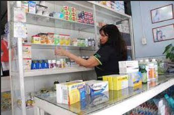 Crisis económica afecta hasta al sector farmacéutico del país