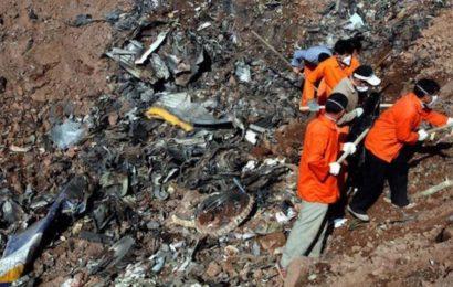 66 personas fallecidas en accidente de avión en Irán