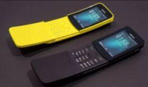 El nuevo smartphone: Nokia 8110 o el Banana Phone