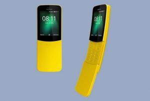 El nuevo smartphone: Nokia 8110