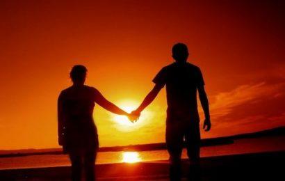 14 de febrero de 2018: parejas desanimadas por crisis económica