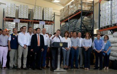Creación del Grupo Especial Migratorio en la frontera colombo venezolana
