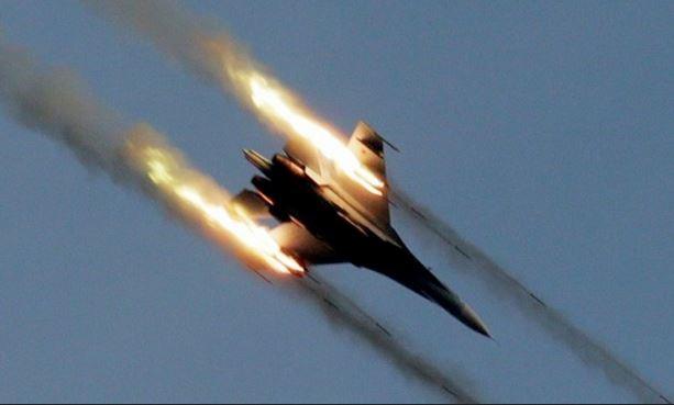 Siria: 15.735 muertos por bombardeos de Rusia