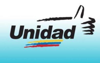 "Oposición exige a Nicolás Maduro garantías ""no negociables"""