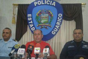 Desmanteladas organizaciones criminales en Guárico