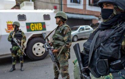 GNB asesinado por su compañero para robarle el arma