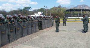 Guardia Nacional Bolivaria continúa realizando patrullajes preventivos 1