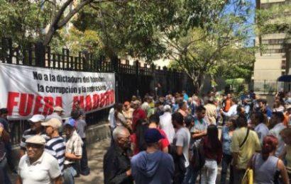 Asambleas de ciudadanos en rechazo a las presidenciales