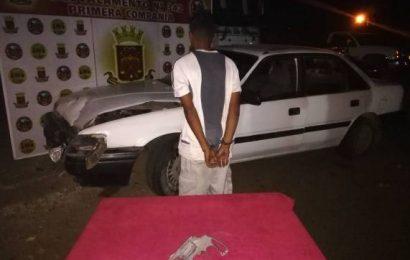 Destacamento 342 detuvo a ladrón de automóvil en Guárico