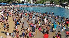Bs 3.000.000 cuesta un día de playa en el estado Vargas