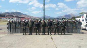 Guardia Nacional Bolivaria continúa realizando patrullajes preventivos 6