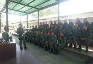 Guardia Nacional Bolivaria continúa realizando patrullajes preventivos 9