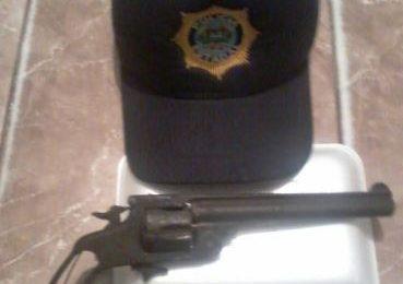 PoliGuárico detuvo a sujeto por poseer arma de fuego