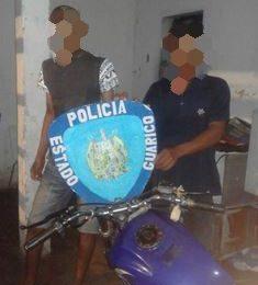 PoliGuárico detuvo a dos sujetos por poseer saco de carne