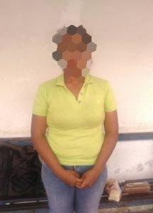 Funcionarios detuvieron una mujer por invadir casa ajena