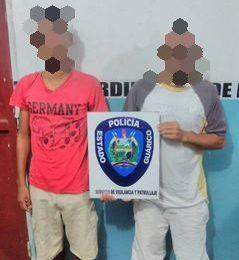 PoliGuárico atrapó a sujetos por hurto de alimentos embutidos