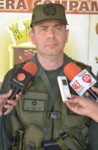 Guardia Nacional Bolivariana desmantela campamento