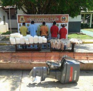 Guardia Nacional Bolivariana desarticuló banda delictiva de la entidad