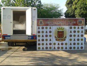 Guardia Nacional Bolivariana desarticuló a banda delictiva