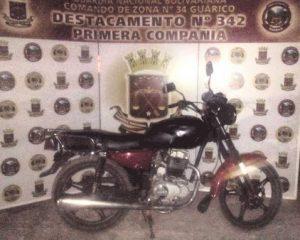 Guardia Nacional Bolivariana pone fin a los robos de ganados en Guárico