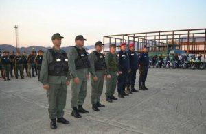 Activado despliegue de seguridad especial en la entidad guariqueña