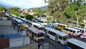 Paro de transporte en Mérida se mantendrá hasta este miércoles