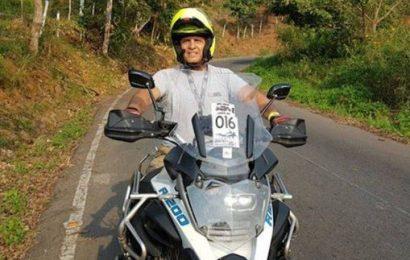 Detenidos sujetos por el asesinato del motociclista italiano