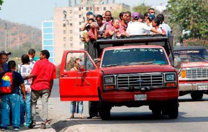 Camiones: El nuevo transporte en el estado Vargas