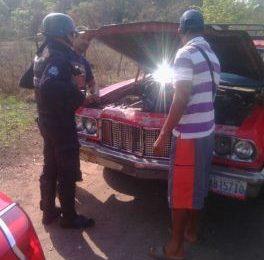Coordinación de Auxilio Vial atendió emergencias durante Semana Santa