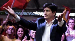 Carlos Alvarado, el nuevo presidente de Costa Rica