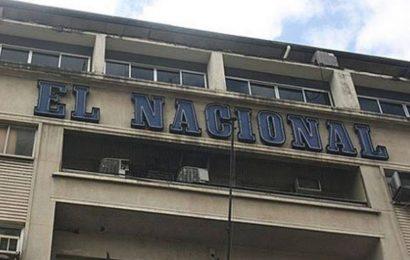 Quisieron invadir sede de El Nacional en El Silencio