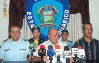 30% de los delitos reducidos por efectivos de seguridad