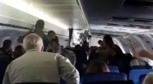 Avión tuvo que aterrizar en Haití por un cortocircuito