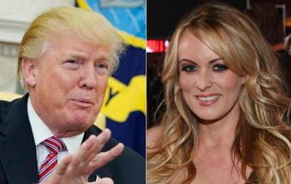 Trump pagó por el silencio de la actriz porno Stormy Daniels