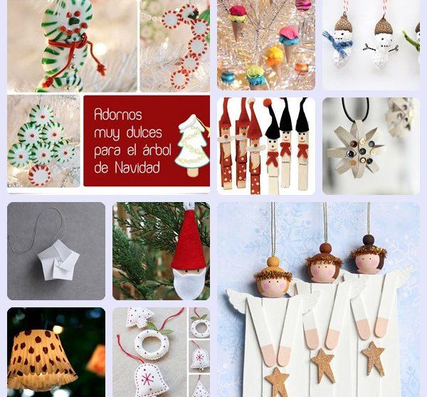 adornos para aprender como decorar el arbol de Navidad