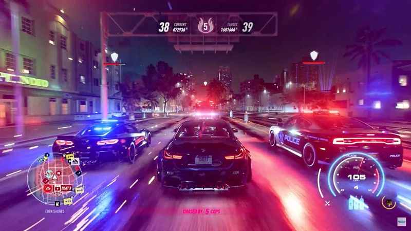 Need For Speed Heat y carreras clandestinas