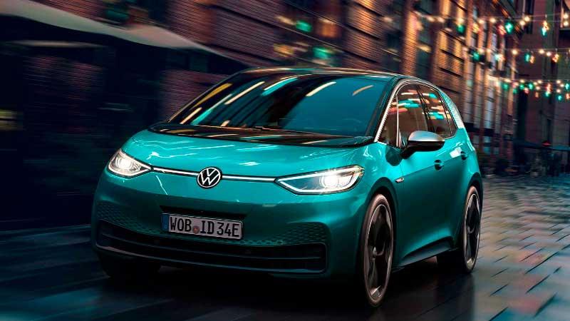 Fotos Volkswagen electrico